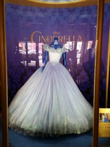 Cinderella's Dress at El Capitan Theater