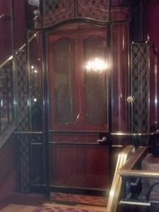 European Lift Replica