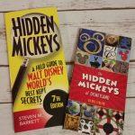 Hidden Mickey's Books