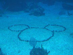 "Obvious ""hidden"" Mickey"