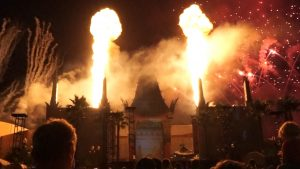 Star Wars: A Galactic Spectacular now showing at Disney's Hollywood Studios in Walt Disney World.