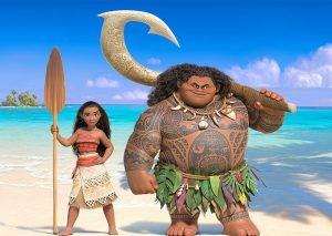 Disney's latest animated movie, Moana, brings Polynesian history and mythology to life.