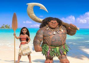 Disney's latest animated movie, Moana, brings Polynesian history and mythology to life.